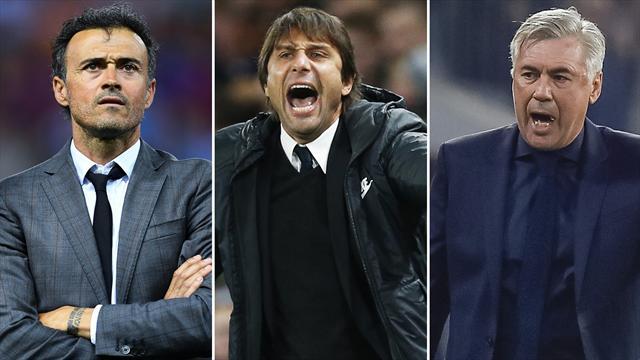 Enrique, Conte, Ancelotti... Le PSG aurait tranché, mais le mystère demeure
