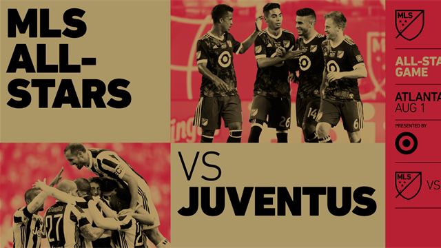 La Juventus Turin défiera les étoiles de la MLS lors du prochain All-Star Game