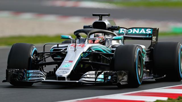 Records d'Hamilton, disette de Ferrari, 100e de McLaren... Les chiffres clés de la saison 2018