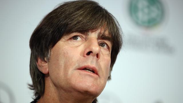 Löw : «On ne peut pas comparer le Brésil et l'Allemagne»