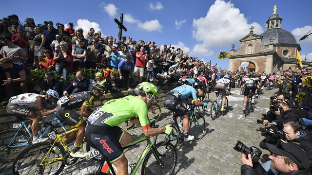 Watch the Tour of Flanders LIVE
