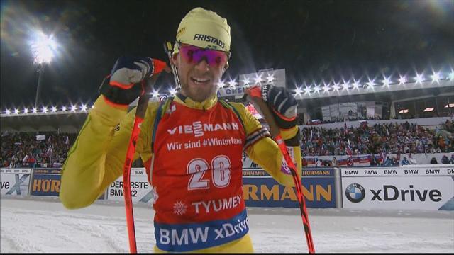 Här fixar Lindström en tredjeplats