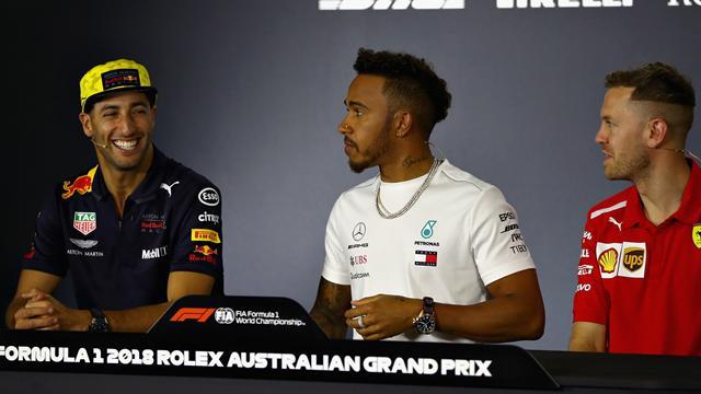 Oubliez le duel Mercedes - Ferrari, il va falloir compter avec Red Bull