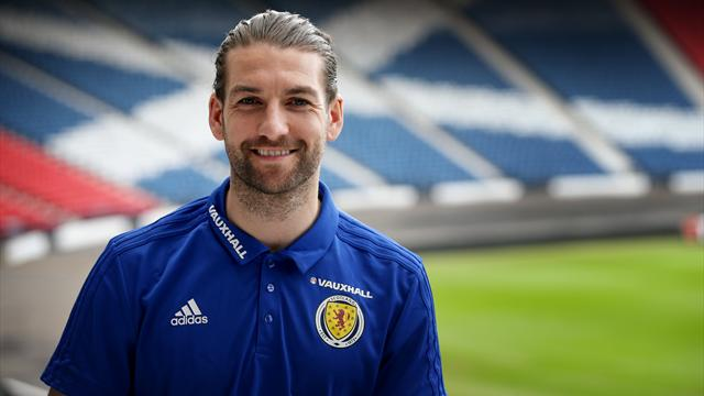 Mulgrew to captain Scotland