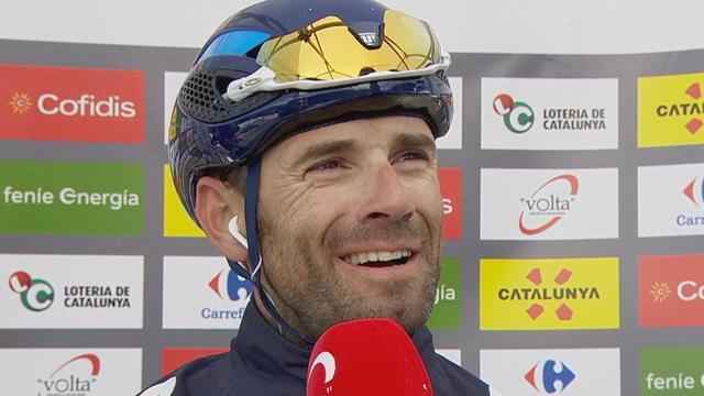 """Valverde : """"L'équipe - et surtout Quintana - a fait un boulot extraordinaire"""""""