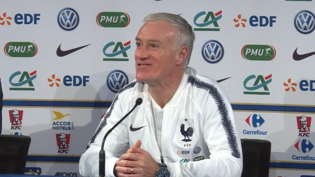 Deschamps: « Pogba n'a perdu pas son football »