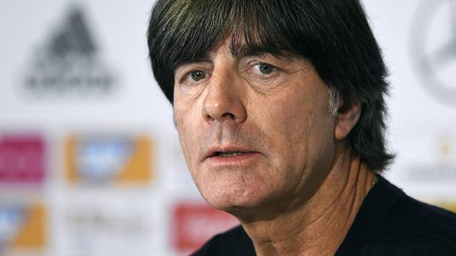Joachim Löw reconduit jusqu'en 2022 comme sélectionneur