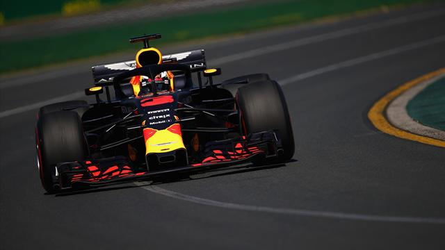 Daniel Ricciardo frustrated by penalty, Q3 display, at home Grand Prix
