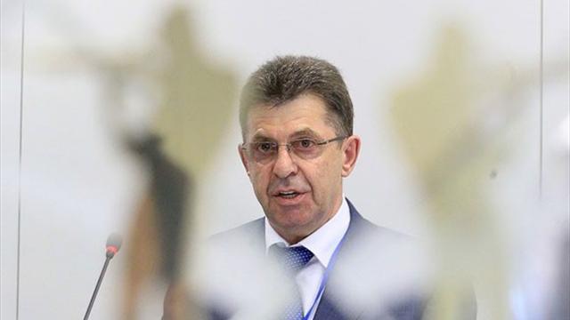 Кравцов небудет переизбираться напост руководителя СБР