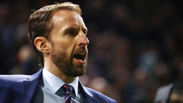 Southgate : «Jouer contre l'Italie, un très bon défi»