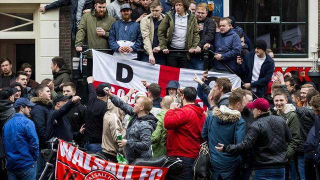 Deux supporters anglais arrêtés en marge de Portugal-Suisse
