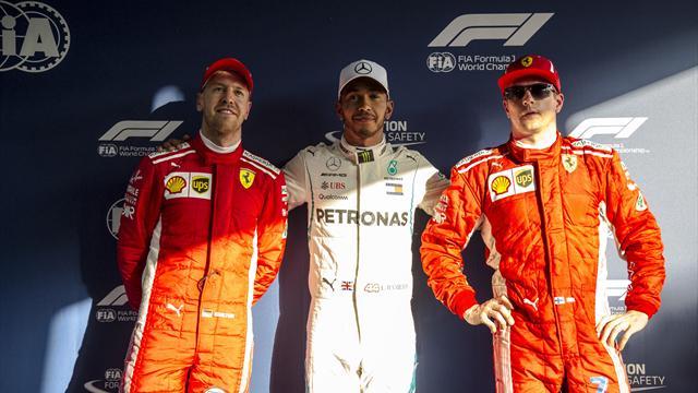 Rythmes d'Hamilton et Ferrari, Verstappen... Le Grand Prix en 6 questions