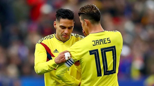«L'attaque de la Colombie peut être le quatuor frisson de ce Mondial»