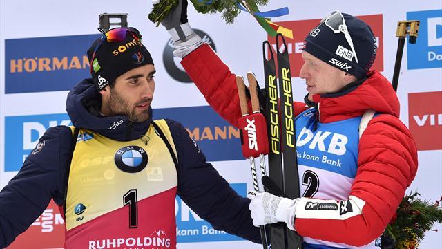 Йоханнес побил рекорд Фуркада по победам на КМ. Какие достижения француза осталось переписать Бё