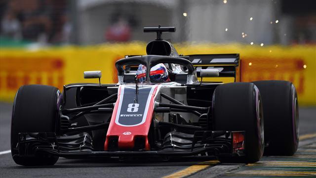 """Grosjean : """"Je dois finir huitième"""""""