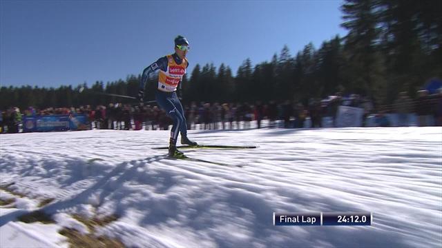 Akito Watabe wins in Schonach