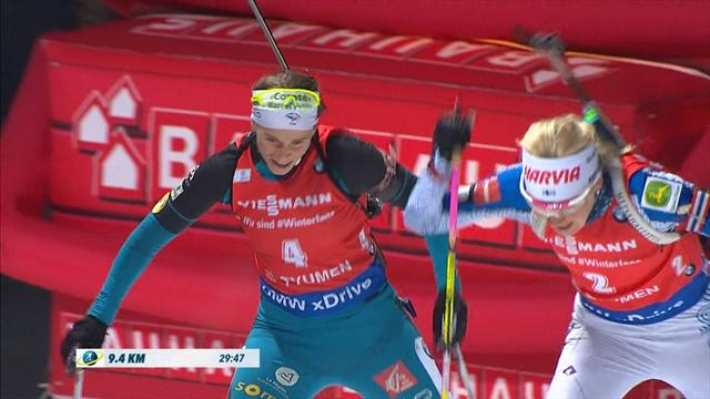 Kaisa Makarainen edges Anais Bescond in thriller
