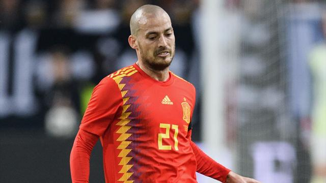 A son tour, David Silva prend sa retraite internationale