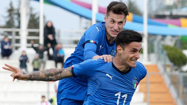 Fase élite Campionato Europeo: esordio con vittoria per l'Italia Under 19
