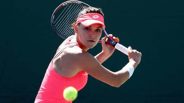Agnieszka Radwanska salta il Roland Garros: fine alla striscia di 47 slam consecutivi