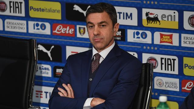 Le nouveau sélectionneur de l'Italie désigné le 20 mai
