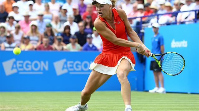 Wozniacki demands action after family members subjected to death threats
