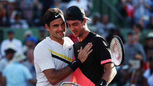 Miami: nuova sconfitta per Federer, ko contro Kokkinas. Nadal numero 1