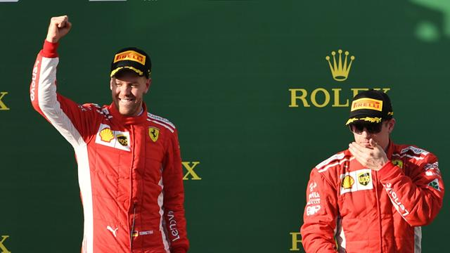 Apoteosi Rossa: Vettel trionfa a Melbourne, davanti ad Hamilton e Raikkonen!