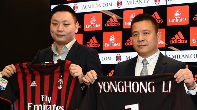 Coup de massue pour l'AC Milan, déféré par l'UEFA devant l'instance de jugements