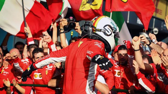 Le pagelle: Vettel e Ferrari da urlo, rinasce Alonso, disastro Haas