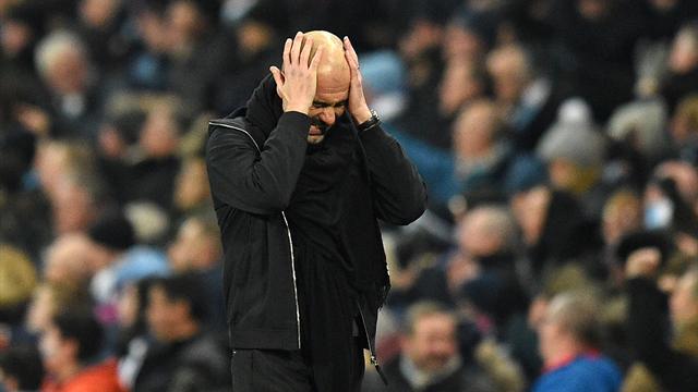 Pour être encore plus grand, Manchester City doit digérer la pression