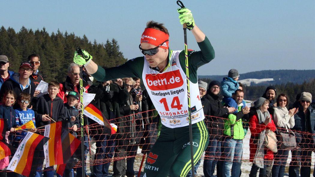 Nordische Kombination Fabian Rießle Startet Im Langlauf Weltcup