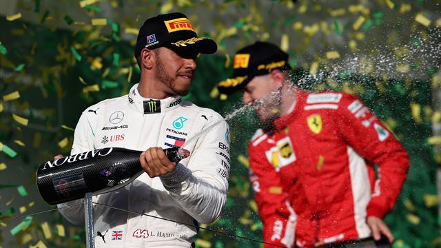 Formula One: Brilliant Lewis Hamilton takes pole in Melbourne, Valtteri Bottas crashes