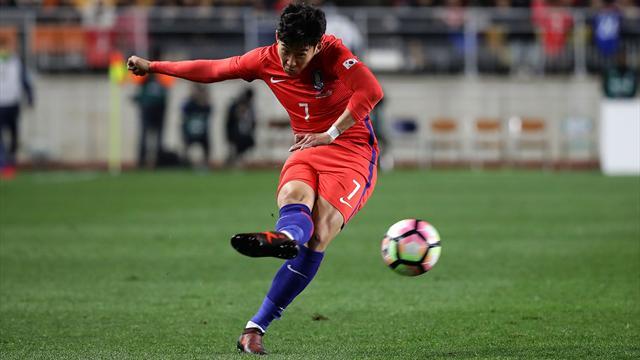 Convocati Corea del Sud: la lista dei 23 per i Mondiali di Russia 2018