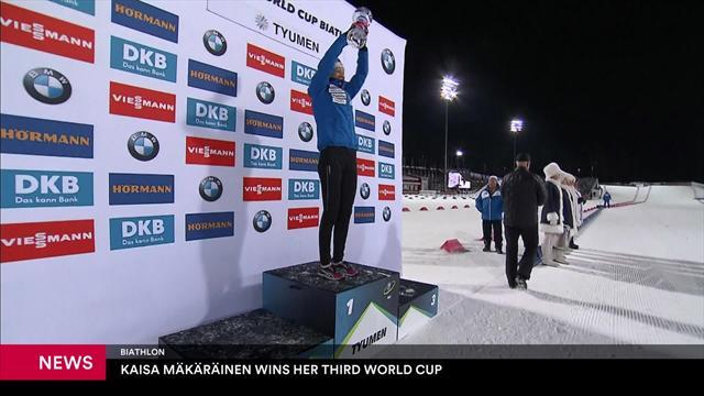 Biathlonowe ostatki w Rosji