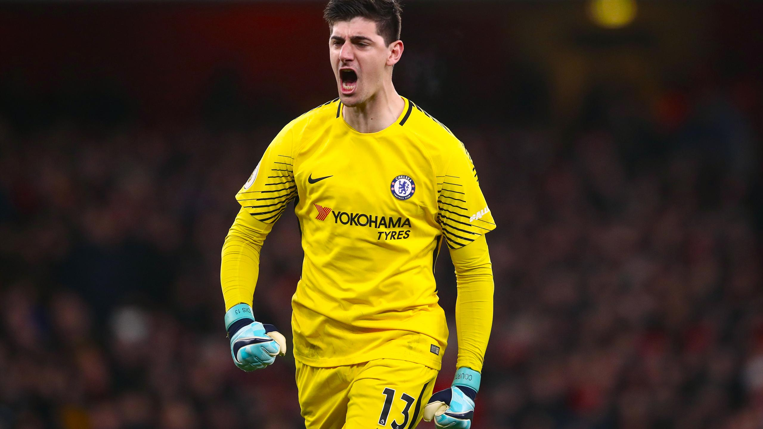 Terza Maglia Real Madrid Courtois