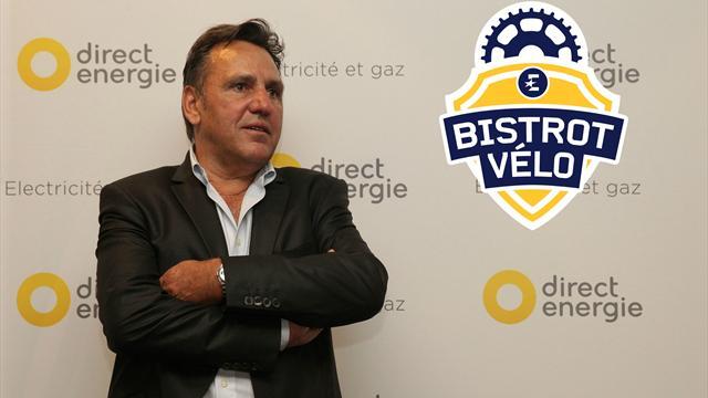 Total Direct Energie, Gilbert, Alaphilippe : On en a parlé dans Bistrot Vélo avec JR Bernaudeau