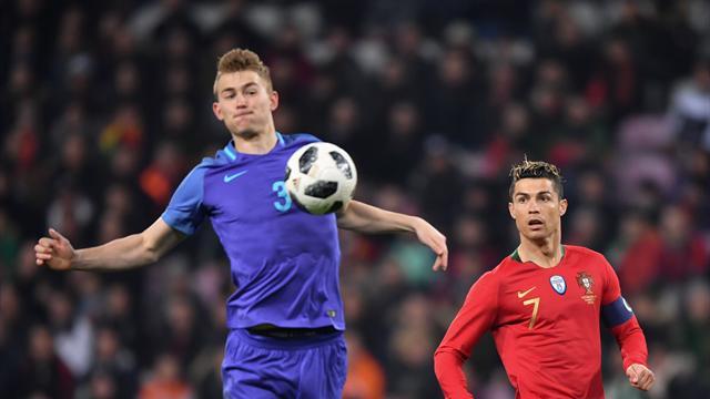 Le coup d'éclat des Pays-Bas, larges vainqueurs du Portugal (0-3)