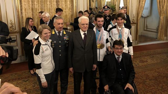 """Mattarella: """"L'Olimpiade delle imprese femminili"""". Fontana: """"Le porterò per sempre nel cuore"""""""