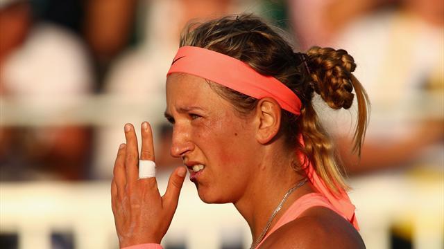 Азаренко после выхода в четвертьфинал Майами: «Теперь мне предстоит идеальное испытание»