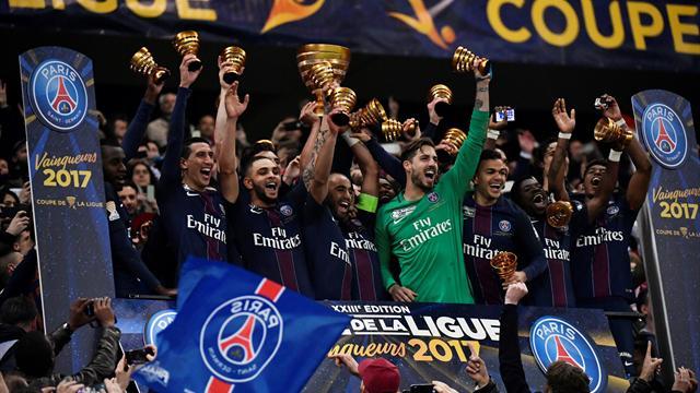 La dernière fois que le PSG n'a pas gagné la Coupe de la Ligue…