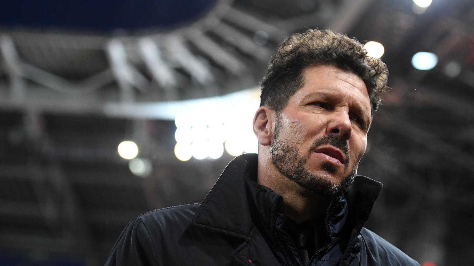Диего Симеоне назвал мадридский «Реал» командой без собственного стиля