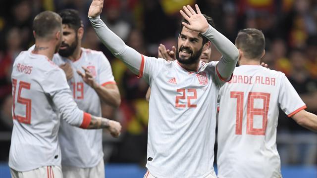 L'Espagne s'est amusée et l'Argentine a pris une fessée historique