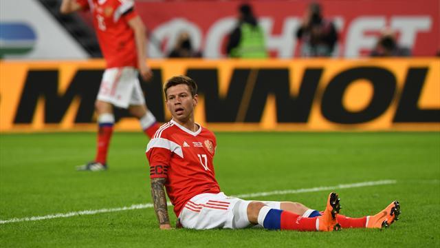 Смолов Надо быть глупцом чтобы сравнивать наш уровень и уровень сборной Бразилии