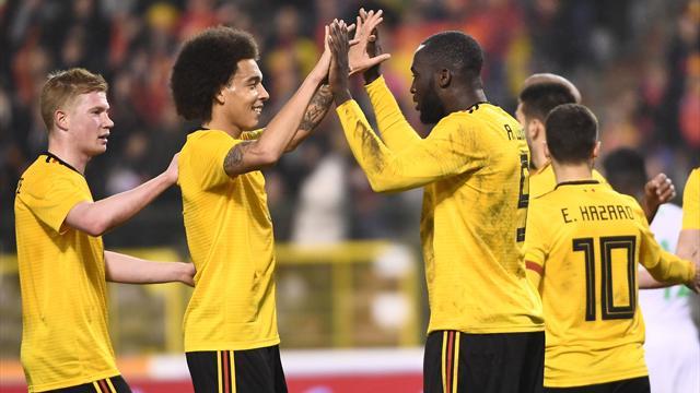 La Belgique déroule, Lukaku se régale