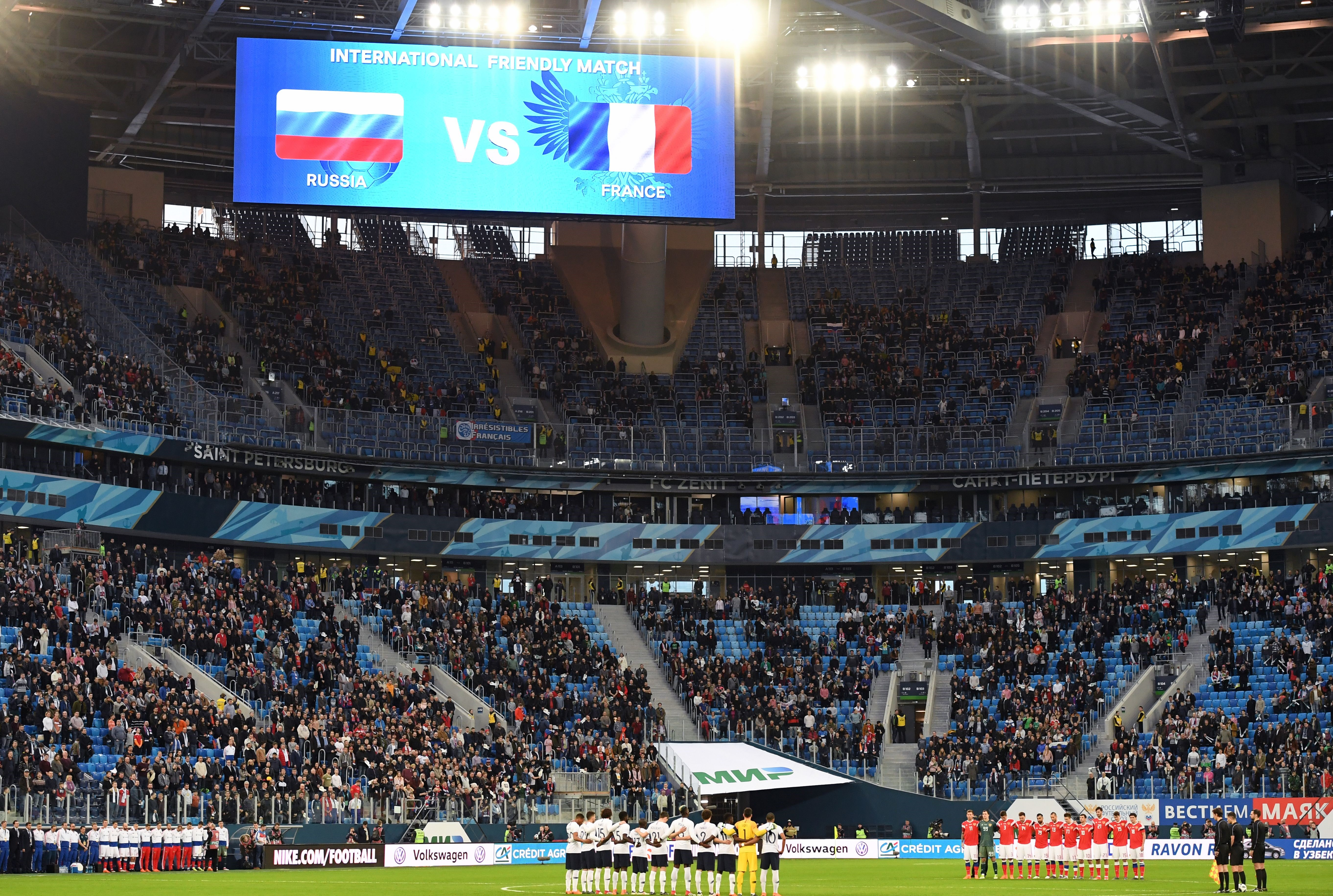 Россия – Франция