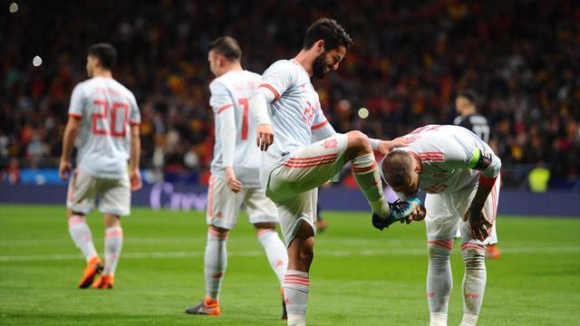 Convocati Spagna: la lista dei 23 per i Mondiali di Russia 2018