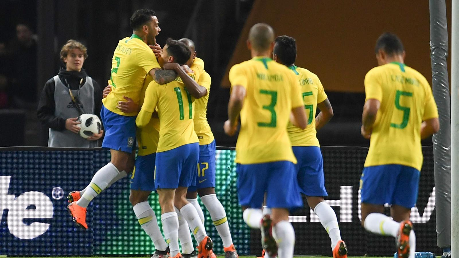 Brasile-Svizzera in Diretta tv e Live-Streaming - Mondiali 2018 - Calcio - Eurosport