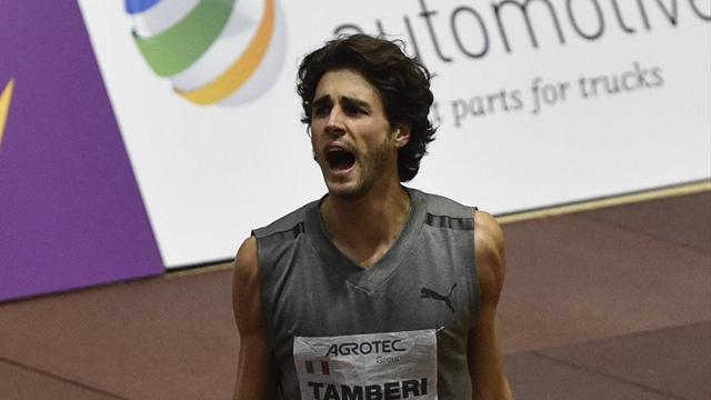 Alto: Tamberi vola in finale saltando 2.25, appuntamento a sabato alle 20; Fassinotti out