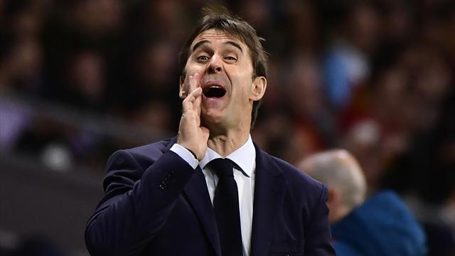 Julen Lopetegui extends Spain contract